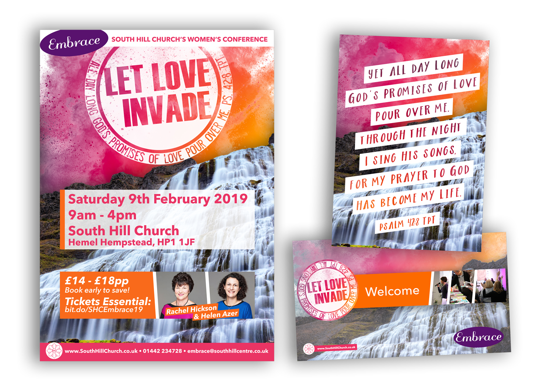 let-love-invade-designs